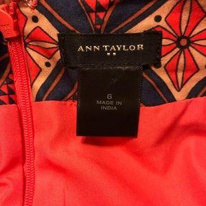 Gorgeous Lined Ann Taylor Pencil Skirt - Sz 6